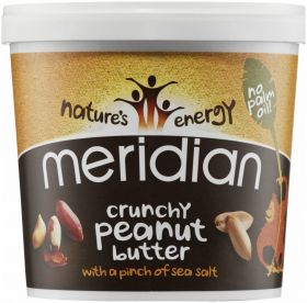 Meridian Cashew Butter - Smooth 1kg x1