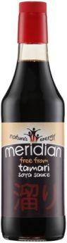Meridian Natural Tamari Sauce (Soya Sauce) 150ml x12