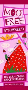 Moo Free Mini Moos Organic Strawberry Bar 20g x15