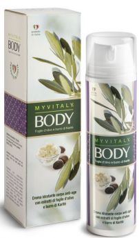 """My Vitaly Body Cream """" olive leaves and shea butter 1x200ml"""