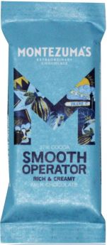 Montezuma Organic Milk Chocolate Mini Bar 30g x26