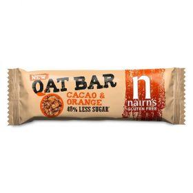 Nairn?? Cacao & Orange Oat Bars 20 x40g