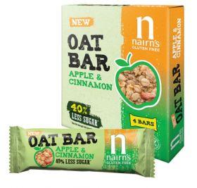 Nairn?? Apple & Cinnamon Oat Bars 12 x 4*40g