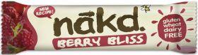 NAKD Nibble Berry Cheeky Bar (36x30g)