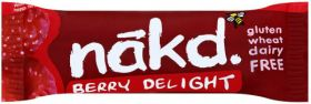 NAKD Gluton Free Cocoa Mint (18x35g)