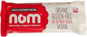 Nom (Naturally, Organic Matters) Organic Oat Bar - Banana 52g x12