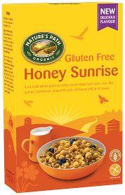 Natures Path Organic Corn Crunch O's (Wholegrain Rice) 325g x4