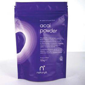 Naturya Organic Acai Powder 125g x6
