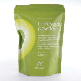 Naturya Organic Barleygrass Powder 200g x6