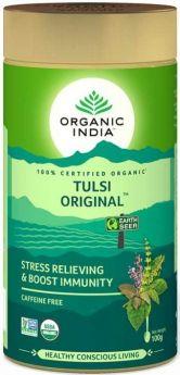 Organic India Original Tulsi Teabags (25's) x10