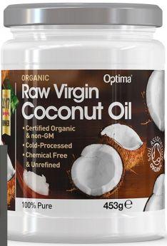 Optima CO ORGANIC COCONUT OIL - 453GM