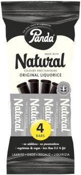 Panda Natural Soft Liquorice Bar 32g x36