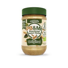 PB&Me Organic Original Powdered Peanut Butter 200gx6