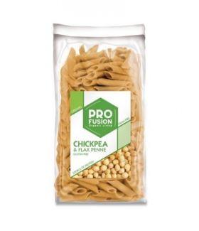 Profusion Organic Chick Pea & Flax Penne 300gx12
