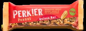 Perkier Cashew, Chia & Pumpkin Seed Quinoa Bar 35g x18