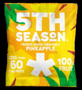 5th Season Freeze-Dried Pineapple Bites