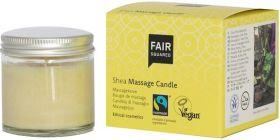 FAIR SQUARED Massage Candle - Shea 50ml x1