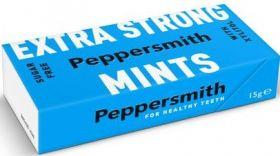 Peppersmith Xylitol English Peppermint (Sugar Free) Gum 15g x12