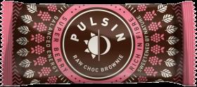 Pulsin Super Berry Raw Chocolate Brownie 50g x18