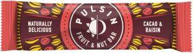 Pulsin Raspberry and Acai Fruit & Nut Bar 35g x18