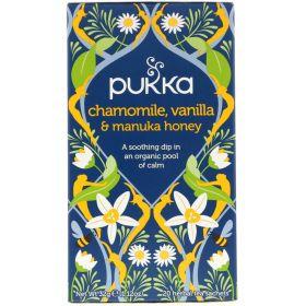 Pukka Chamomile, Vanilla & Honey
