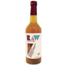 Raw Apple Cider VInegar Infusion - Turmeric & Cinnamon 500mlx12