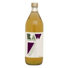 Raw Organic Apple Cider Vinegar With The Mother Unpasteurised 1Lx12