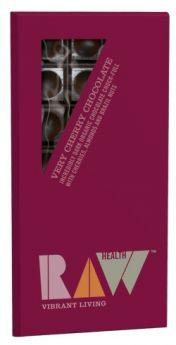 Raw Health Organic Extreme Dark Raw Chocolate 70g x8