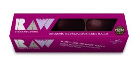 Raw Health Organic Spirulina Orange Energy Balls (3pk) 60g x8