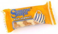 Sesame Snaps - Yoghurt (24x40g)