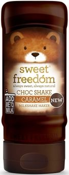 Sweet Freedom Choc Shake Banana Milkshake Maker 310g x6