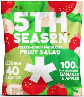 5th Season Freeze-Dried Fruit Salad Bites 12g x6