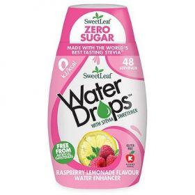Sweetleaf Water Drops Raspberry Lemonade 48ml x12