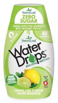 Sweetleaf Water Drops Lemon & Lime 48ml x12