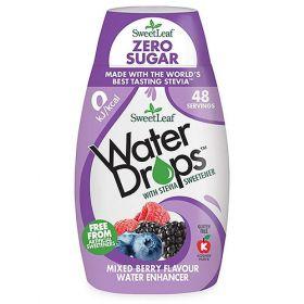 Sweetleaf Water Drops Mixed Berry 48ml x12
