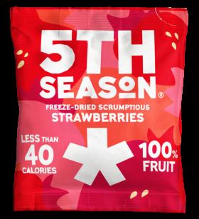 5th Season Freeze-Dried Strawberry Bites