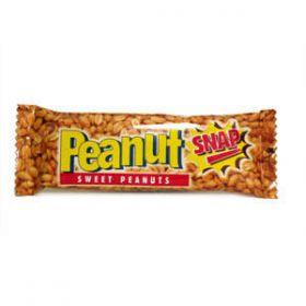 Peanut Snaps (24x33g)