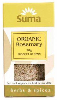 Suma Organic Rosemary (6x20g)