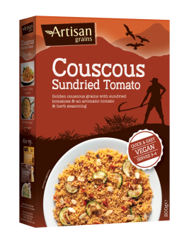 Sundried Tomato Couscous 200g