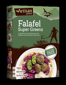 Super Greens Falafel 150g
