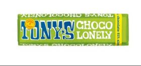 Tony's Chocolonely Fairtrade 32% Milk Chocolate 50g x35