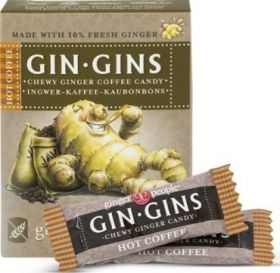 The Ginger People Gin Gins Chewy Ginger Candy 42g x24