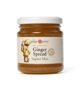 Ginger Party Organic Pickled Sushi Ginger 190gx12