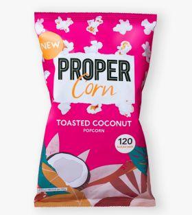Propercorn Toasted Coconut Popcorn