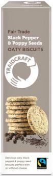 Traidcraft Fair Trade Mid Roast Coffee Granules (6x100g)