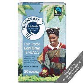 Traidcraft Fair Trade Medium Roast Ground Coffee 1kg x1
