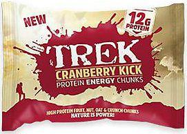 Trek Crunchy Oat Flapjack (12x56g)2