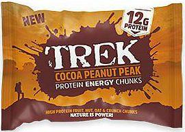 Trek Crunchy Oat Flapjack (12x56g)3