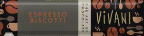 Vivani Organic Milk Espresso Biscotti Chocolate 40g x18