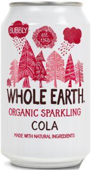 Whole Earth Organic Cola (24x330ml)